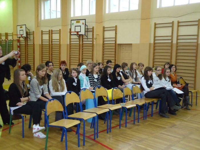 Przegladasz: Spotkanie przedstawicieli Samorządów Uczniowskich.