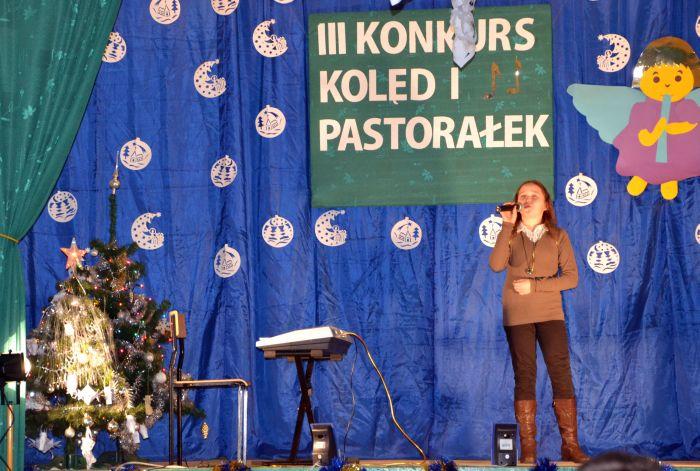 Przegladasz: Konkurs kolęd i pastorałek.