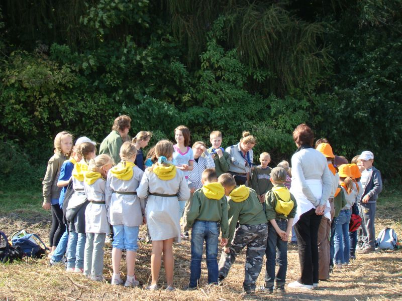 Przegladasz: VI Rajd Mołtawa 2011 - II miejsce Gromady Zuchowej
