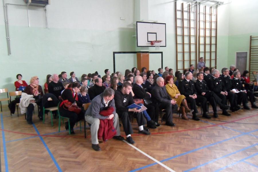 Przegladasz: IV miejsce w Powiatowym Turnieju Wiedzy Pożarniczej.