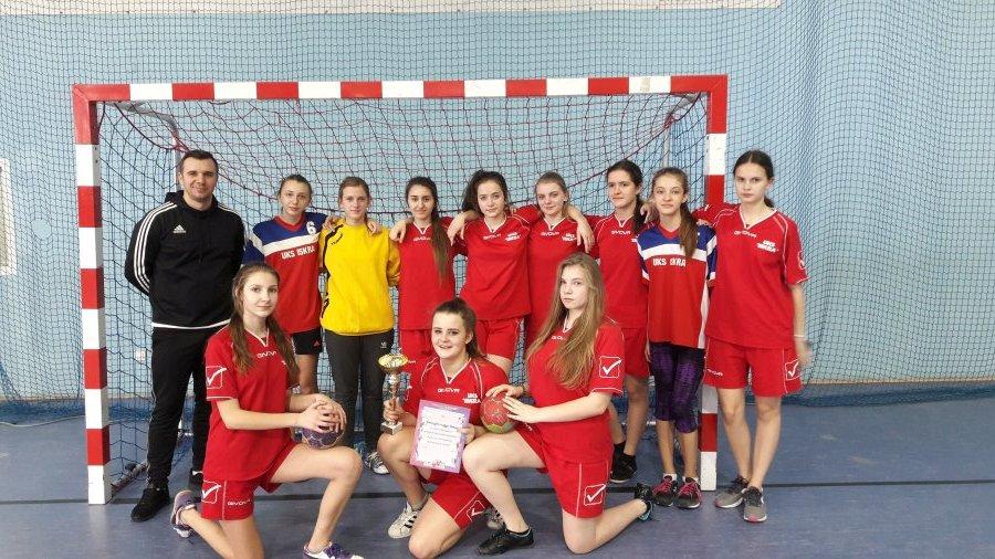 Przegladasz: Zmagania sportowe naszych szkolnych sportowców