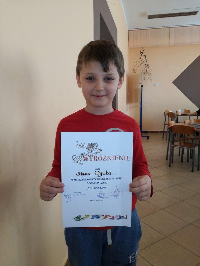 Przegladasz: Międzyszkolny Konkurs Piosenki Obcojęzycznej w Raciążu.