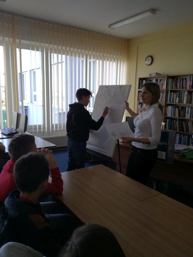 Przegladasz: Wizyta w Bibliotece Pedagogicznej w Płocku.
