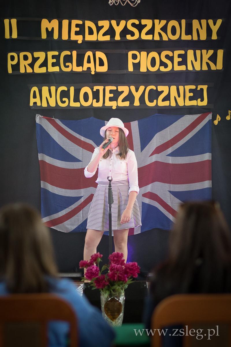 Przegladasz: II Międzyszkolny  Przegląd Piosenki  Anglojęzycznej.