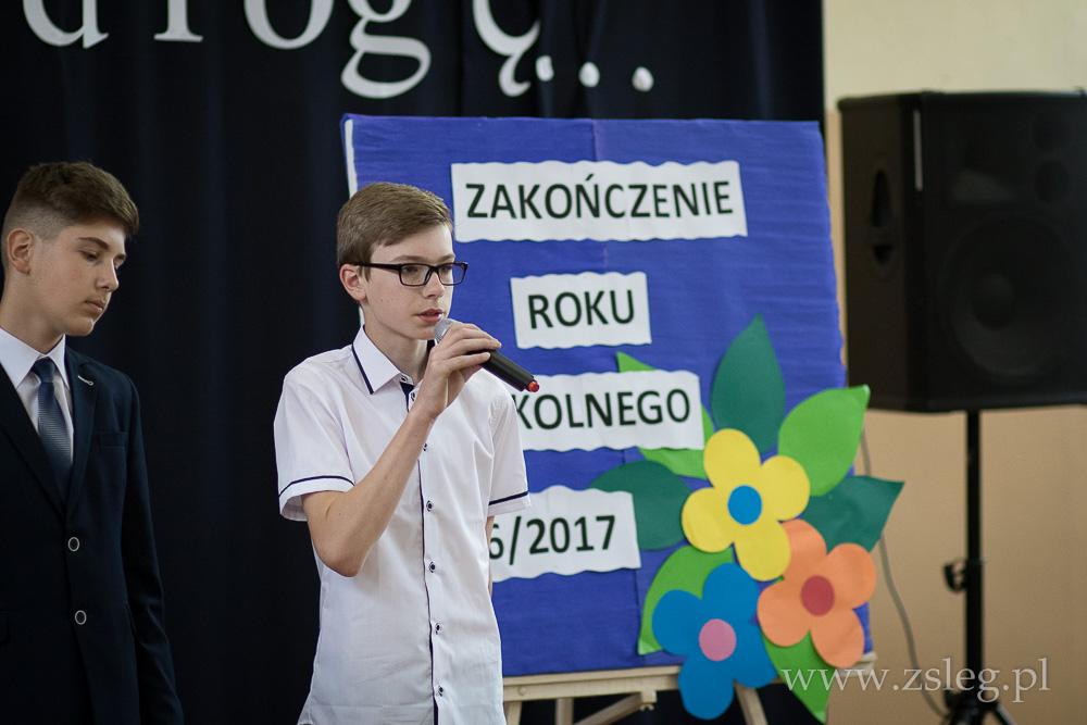 Przegladasz: Koniec roku szkolnego 2016/2017.