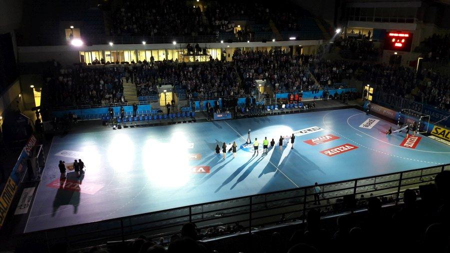 Przegladasz: Mecz VELUX EHF Ligi Mistrzów.