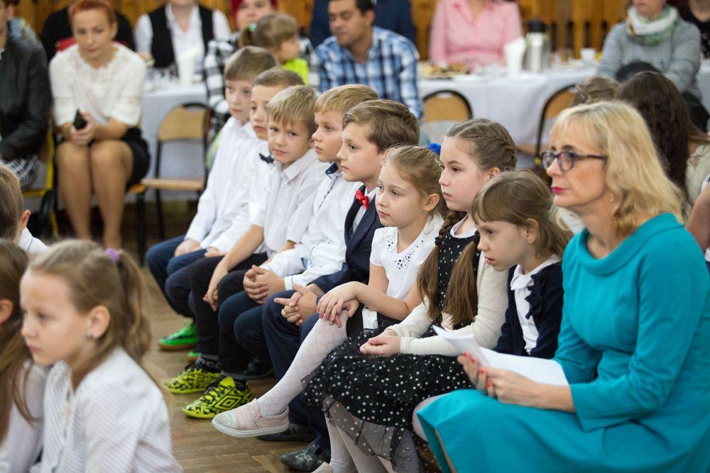 Przegladasz: Ślubowanie uczniów klas pierwszych.