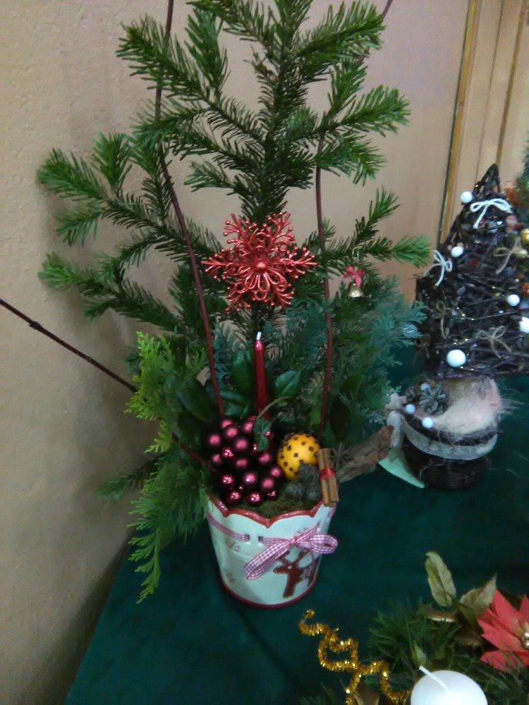 Przegladasz: Stroik Bożonarodzeniowy