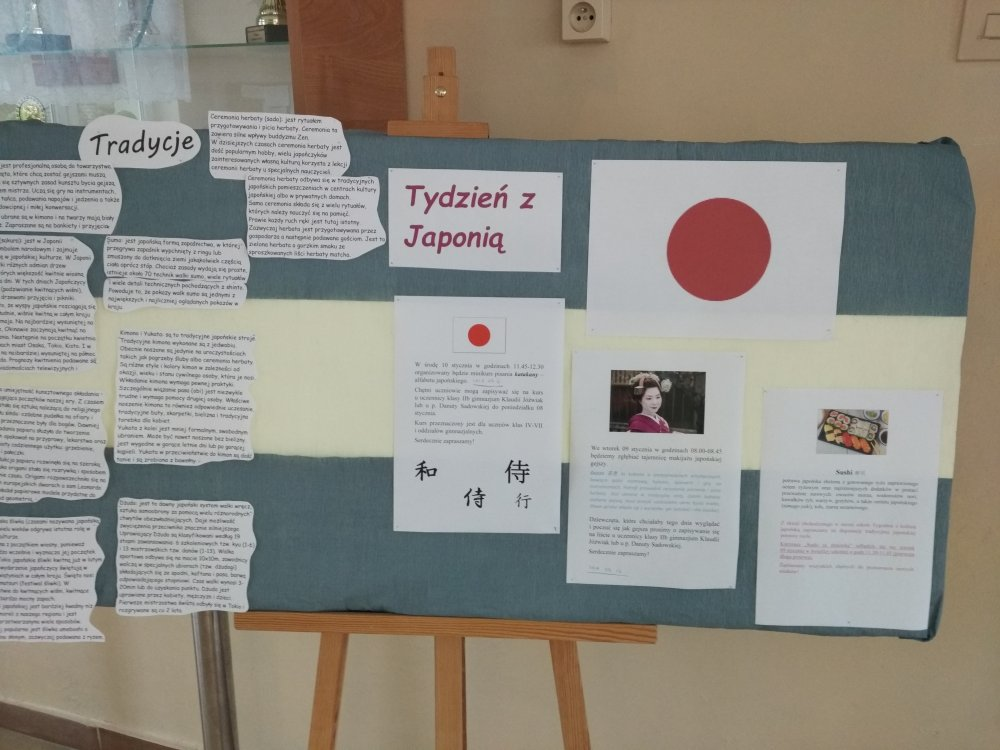 Przegladasz: Tydzień kultury japońskiej.