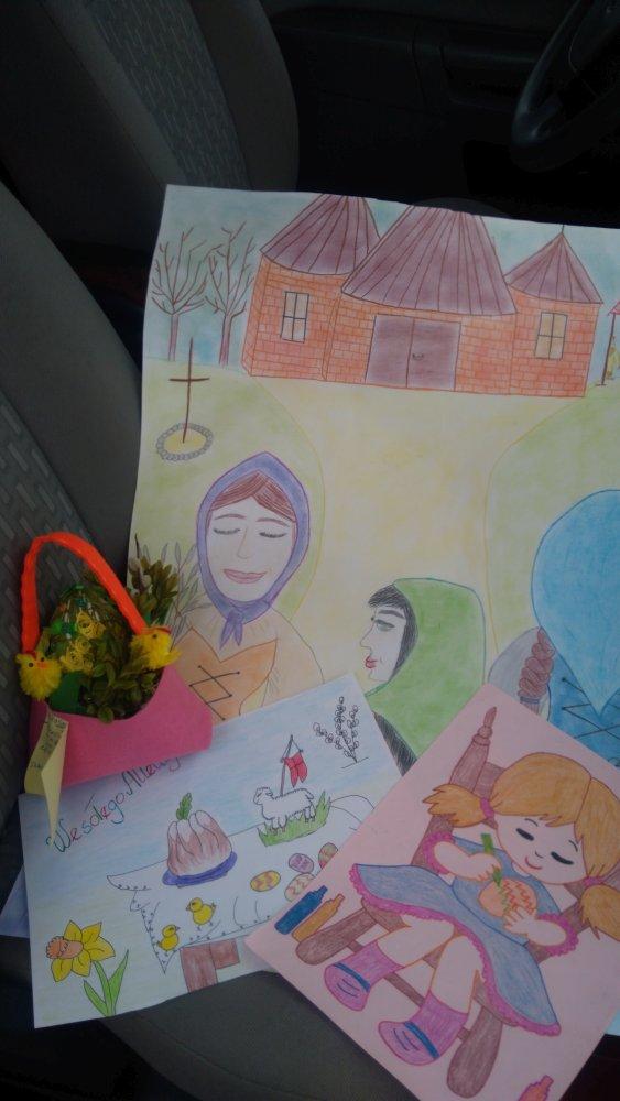 """Przegladasz: Konkurs plastyczny """"Tradycje Wielkanocne""""."""