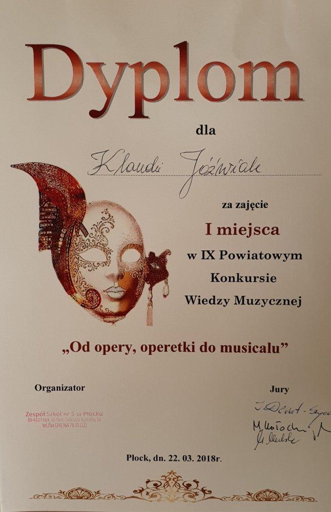 """Przegladasz: """"Od opery, operetki  do musicalu"""""""
