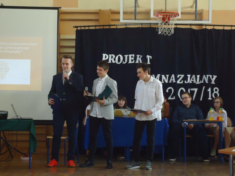 Przegladasz: Prezentacja Projektów Gimnazjalnych 2017/2018.