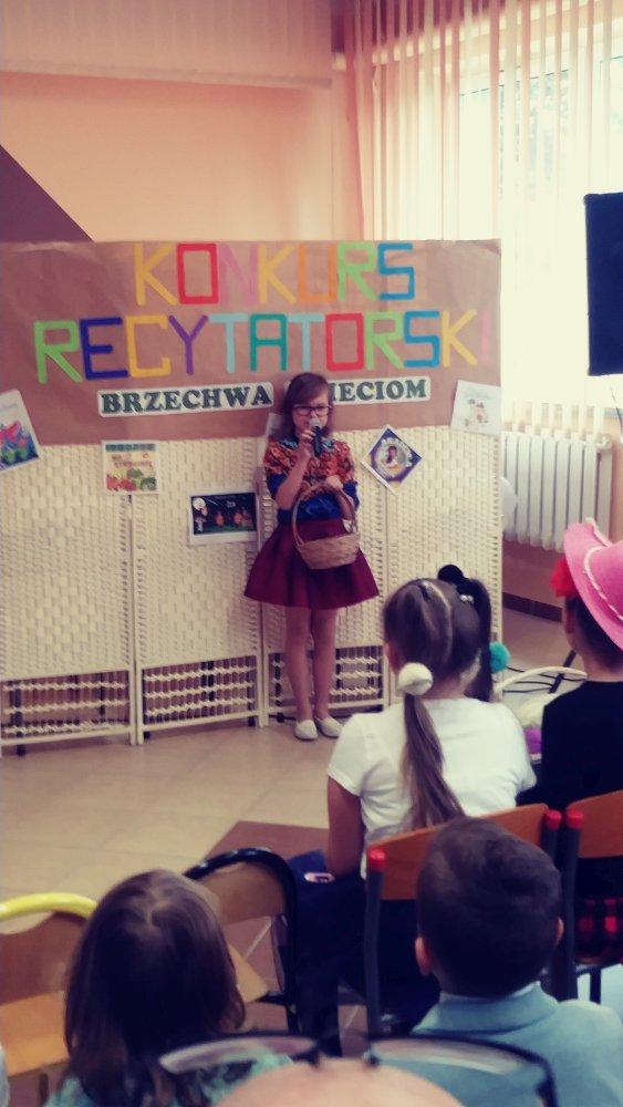 Przegladasz: Konkurs recytatorski 'Brzechwa Dzieciom'.