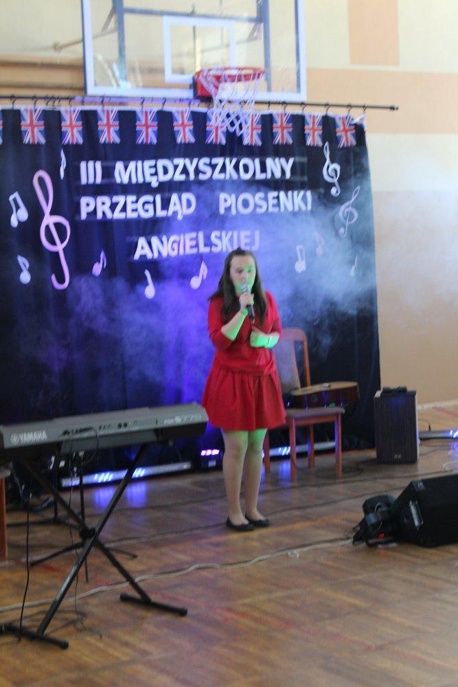 Przegladasz: III Międzyszkolny Przegląd Piosenki Angielskiej