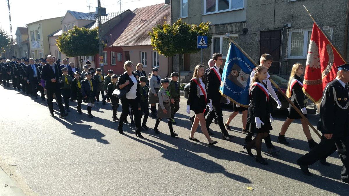 Przegladasz: 100 lat Niepodległości-odsłonięcie Pomnika w Drobinie.