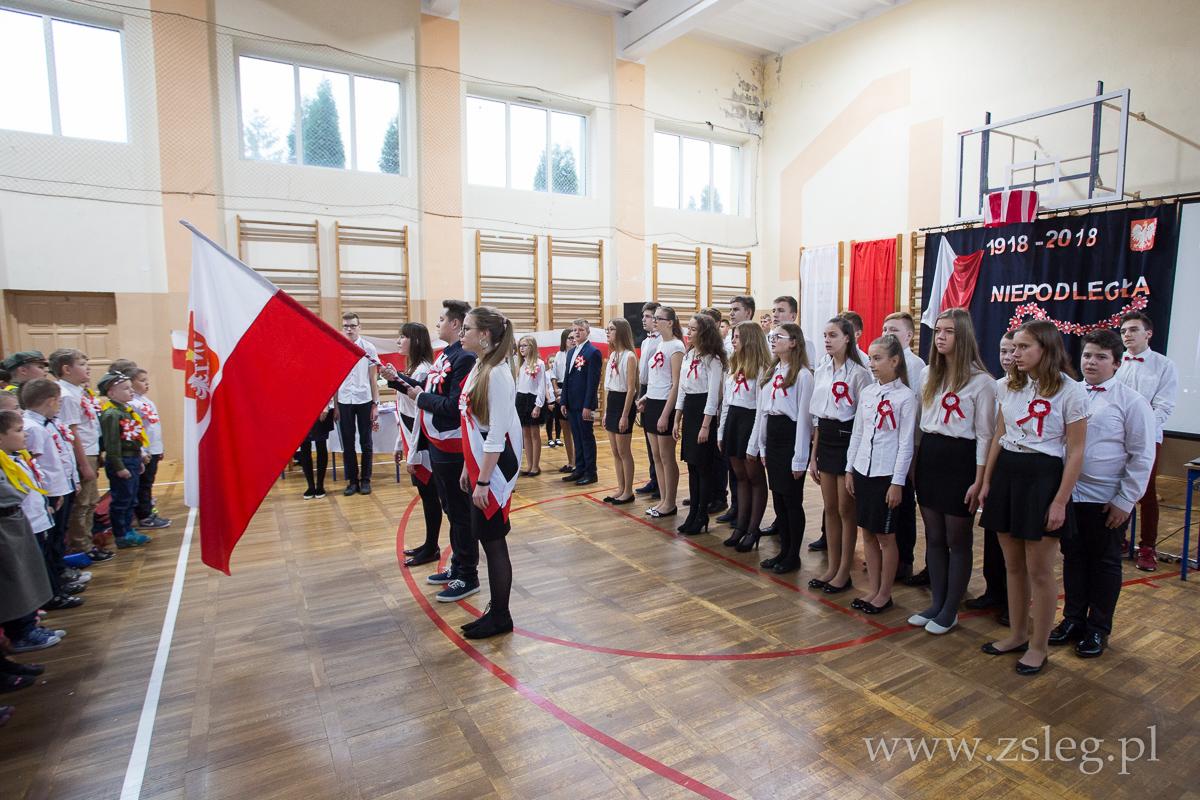 Przegladasz: Rekord dla niepodległej. Akademia z okazji Narodowego Święta Niepodległości.