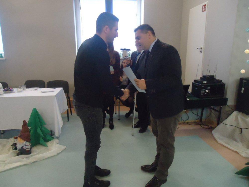 Przegladasz: IX Międzyszkolny Konkurs Kolęd i Pastorałek  Rogotwórsk 2018.