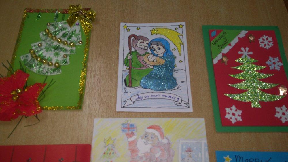 Przegladasz: Konkurs na kartę bożonarodzeniową.