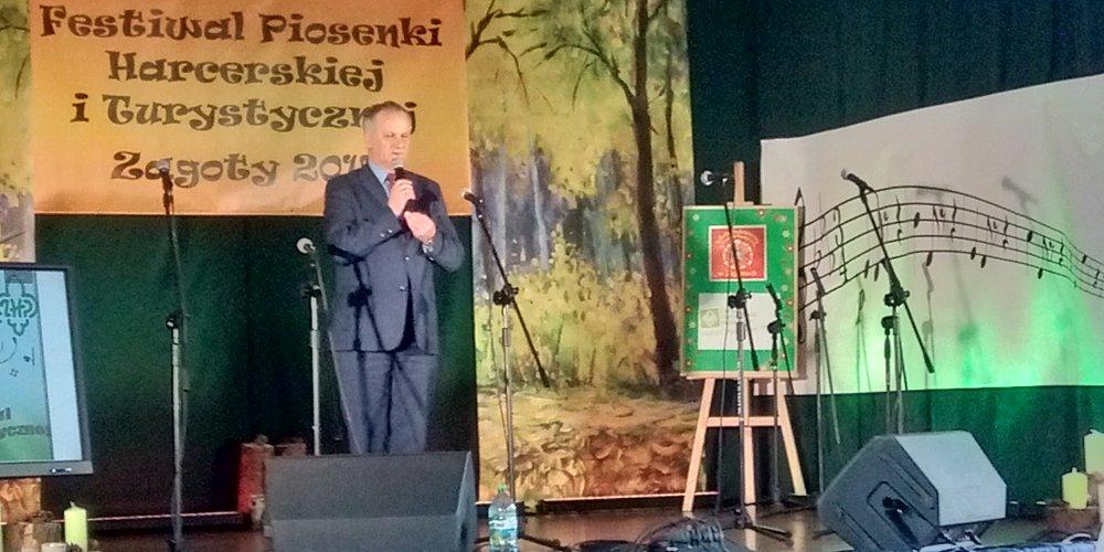 Przegladasz: Festiwal piosenki harcerskiej.