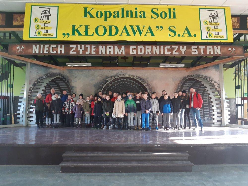 Przegladasz: Wycieczka - Kopalnia soli w Kłodawie i Termy w Uniejowie.
