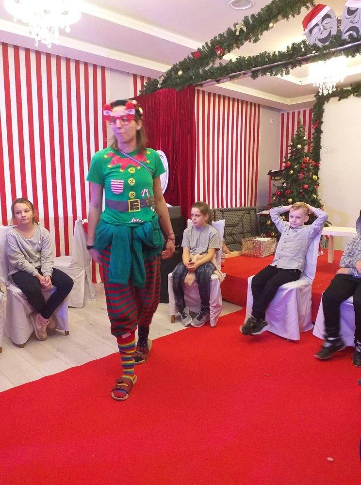 Przegladasz: Z wizytą u Św. Mikołaja.