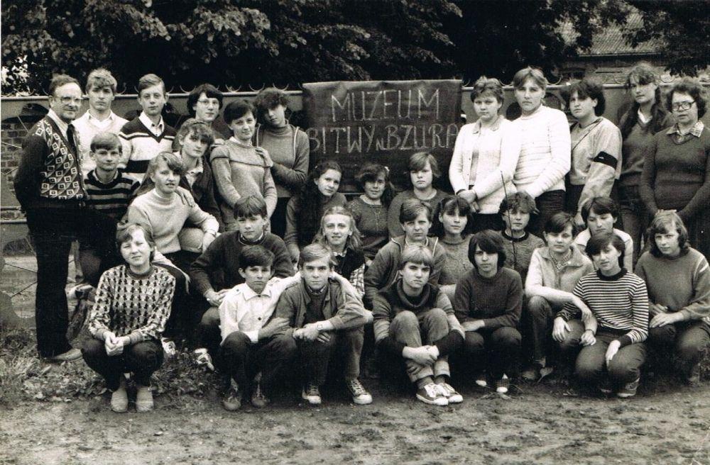 Przegladasz: Historia edukacji w Łęgu.