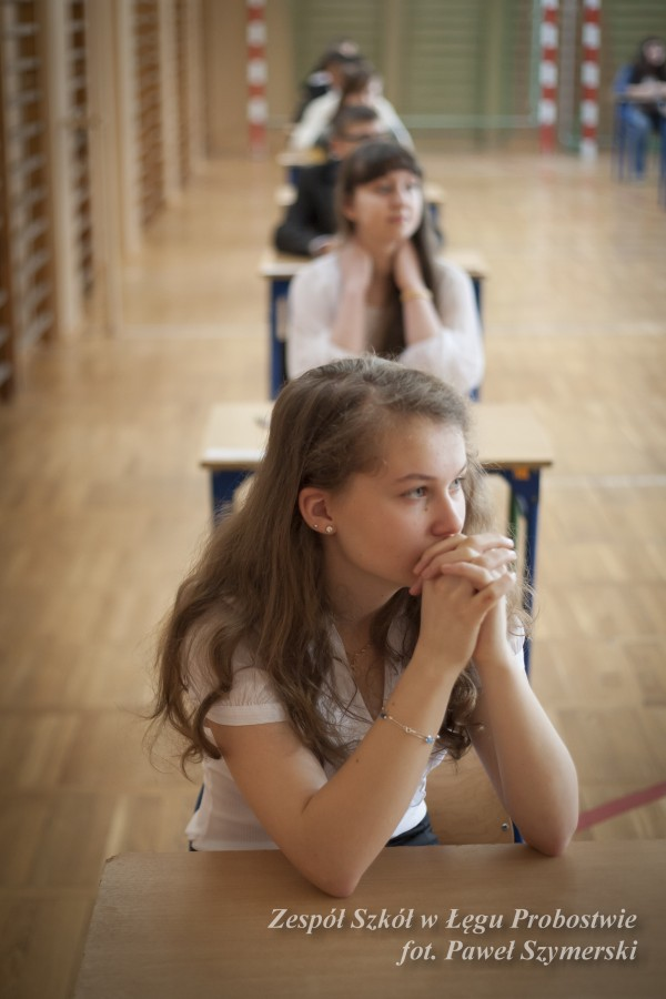 Przegladasz: Egzamin gimnazjalny.
