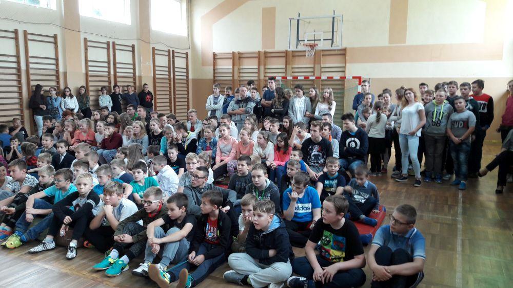 Przegladasz: Spotkanie z Panem Zbigniewem Pawłowskim