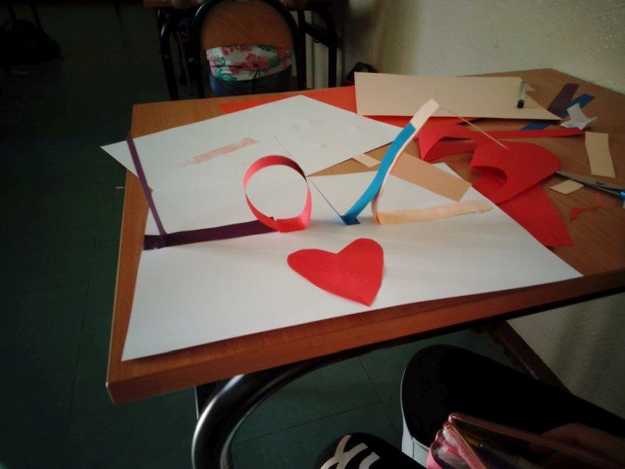 Przegladasz: Lekcja Walentynkowa w klasie 2.